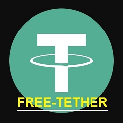 Free-Tether faucet
