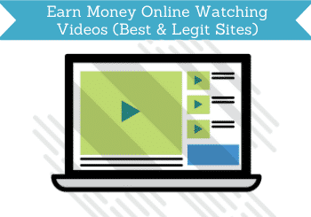 earn money online watching videos header