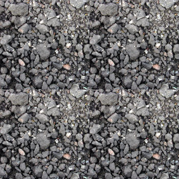 Photography of ground, black soil